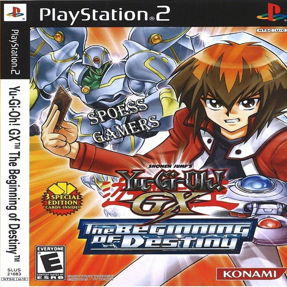 Yu-gi-oh! Ps2 Gx - The Beginning Of Destiny Patch Ans