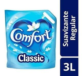 Suavizante Ropa Comfort Clásico 3 L Unilever Hc