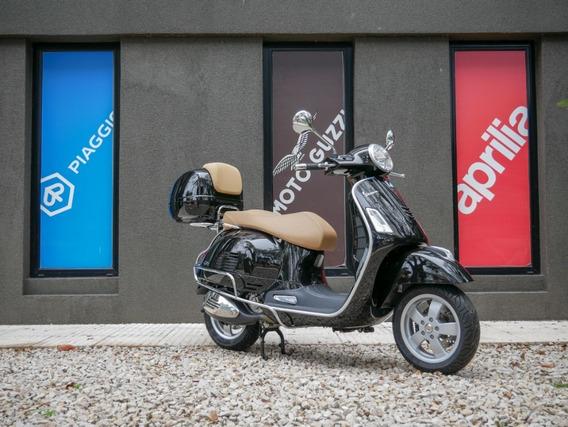 Vespa Gts Super 300 Roja - Motoplex San Isidro