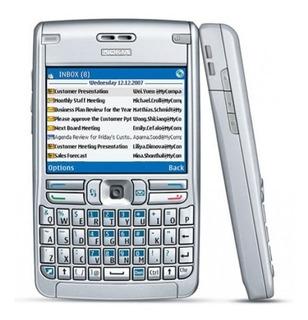 Nokia E62 Desbloqueado Reliquia Para Colecionadores
