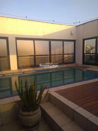 Cobertura Com 4 Dorms, Brooklin Paulista, São Paulo - R$ 3.8 Mi, Cod: 2420 - A2420