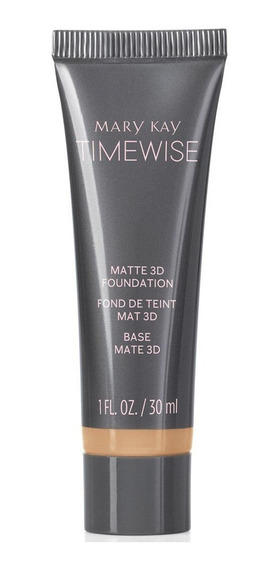 Base 3d Mary Kay Timewise Acabamento Matte Beige N210 30ml