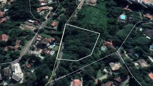 Terreno À Venda, 4614 M² Por R$ 7.000.000,00 - Granja Viana - Carapicuíba/sp - Te0181