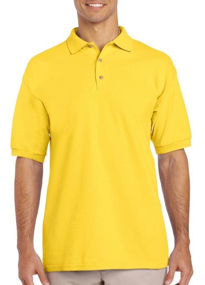 Camisas Polos Personalizables 2 Bordados 1 Pz 3800h