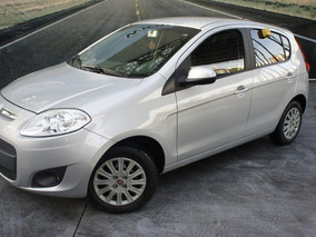 Fiat Palio Attractive 1.4 8v Flex Mec. 2017
