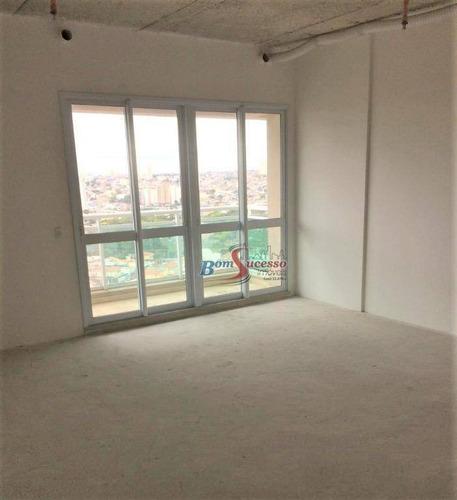 Imagem 1 de 14 de Sala Para Alugar, 36 M² Por R$ 1.650,00/mês - Vila Carrão - São Paulo/sp - Sa0021