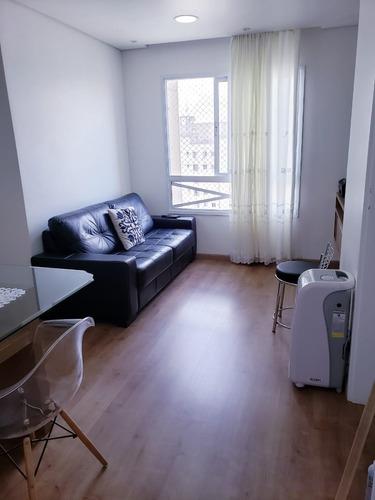 Rrcod3442 - Apartamento Condominio Nações Club De Morar - 01 Vaga - 02 Dorms - 61 Mts - Oportunidade - Ótima Localização - Rr3442 - 69345611