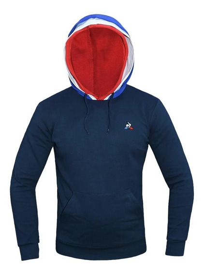 Buzo Le Coq Sportif Tri Lf Bbr Hody Azul Ro Bla Hombre Rcmdr