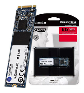 Disco Solido Ssd 120gb Kingston A400 M.2 2280 M2 Oficial New