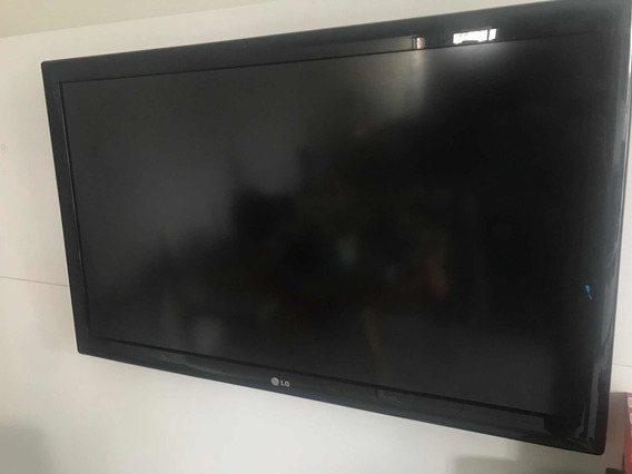 Tv Lg 42ld650 Com Som Funcionando, Mas Sem Imagem