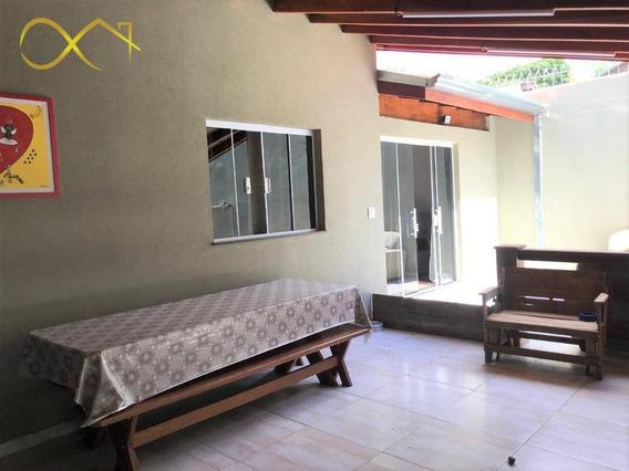 Casa Com 3 Dormitórios Para Alugar, 110 M² - Parque São Quirino - Campinas/sp - Ca1794