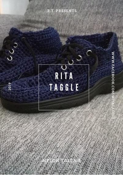 Zapatos Tejidos Artesanales