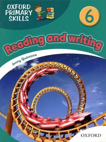 Oxford Primary Skills 6 - Book - Quintana Jenny