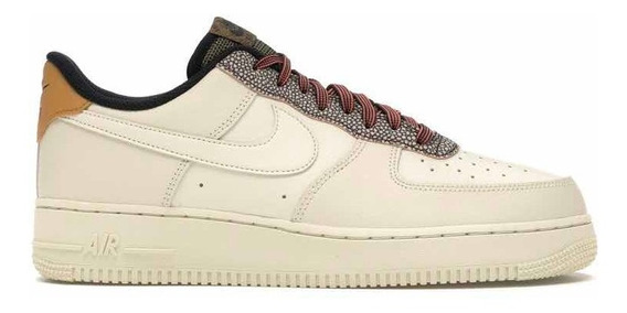 Sneakers Original Air Force 1 Low Fossil Hueso Café