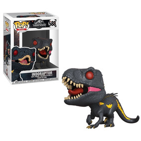 Fallen Funko Jurassic World Indoraptor Movies Pop Kingdom orBedCx