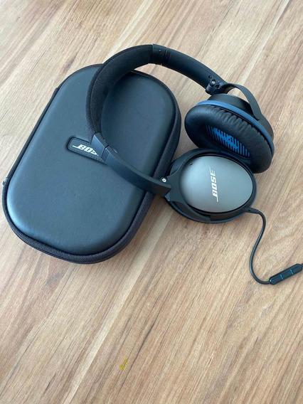 Bose Quietcomfort 25, Noise Cancelling (para Apple)