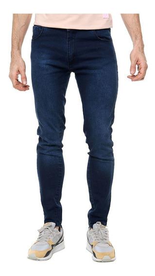 Jeans Hombre Entallado Chupin