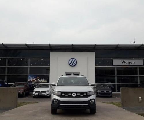 Imagen 1 de 8 de Volkswagen T Cross Plan Nacional W