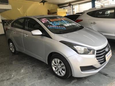 Hyundai Hb20s 1.6 Automático 18/18 Completo - Sem Entrada
