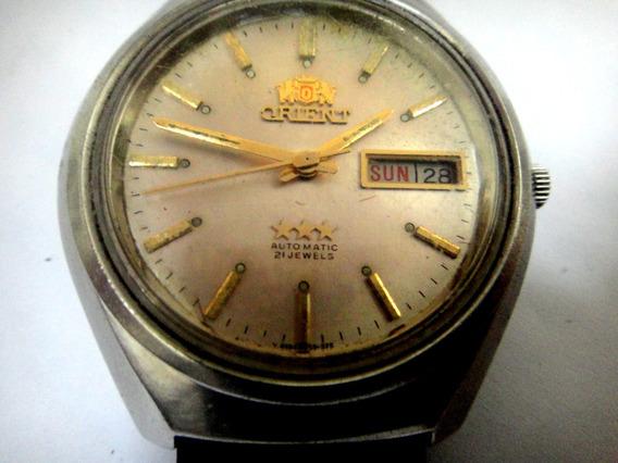 Relógio Orient Automátic 21 Jewels