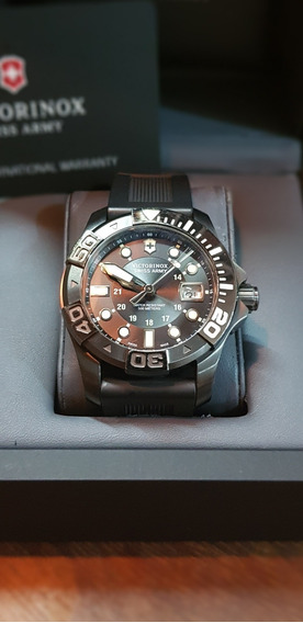 Relógio Victorinox Swiss Army Dive Master 500 Pvd