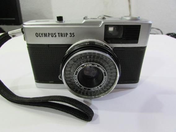 Maquina Fotografica Analogica Olympus Trip35 Original