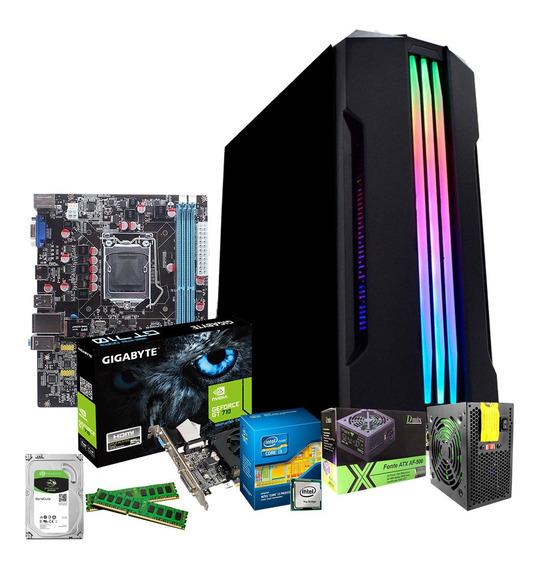 Core I3 1tb Gamer Pyx One 8gb Ram Gt710 2gb + Jogos