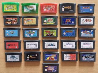 Pack 3 Juegos Gba Gameboy Advance [envío Gratis]