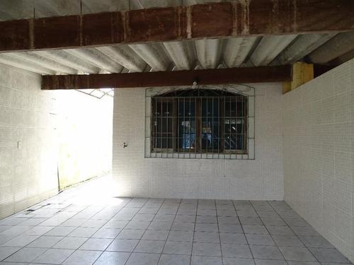 Casa,vera Cruz, Próximo Ao Centro De Mongaguá. - Ca0022