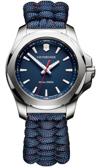 Reloj Victorinox Inox V 241770 Paracord Zafiro Suizo Ghibert