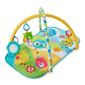 Ginásio De Atividades - Monstrinhos - Fisher-price Mattel