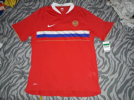Camiseta De Rusia Suplente Año 2007/8 Talle Xl Nueva Con Eti