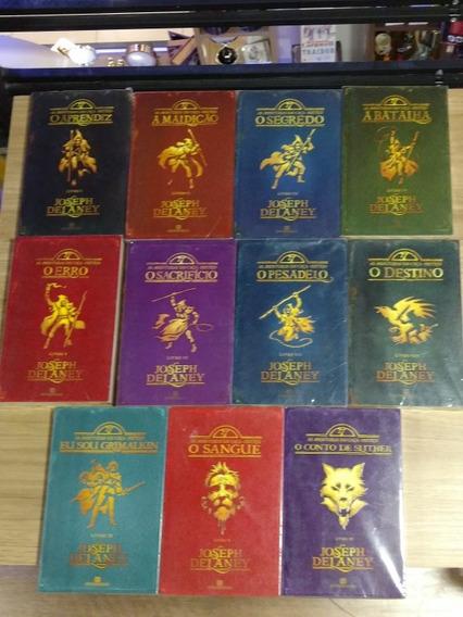 Coleção As Aventuras Do Caça-feitiço 11 Livros