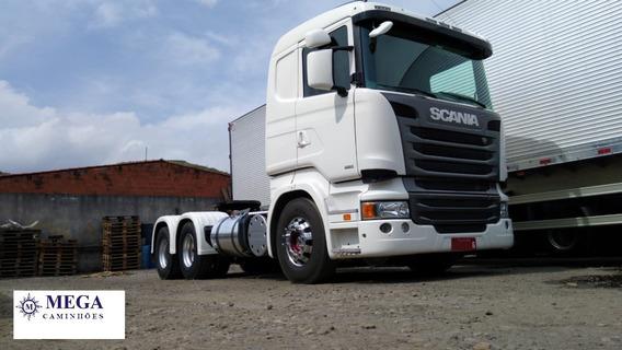 Scania R440 Automatico Cavalo 6x4