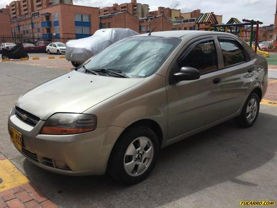 Chevrolet Aveo 1600 Mt Aa