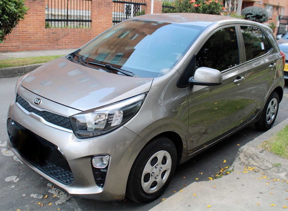 Kia Picanto All New Full Equipo