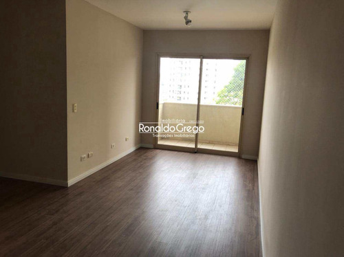 Apartamento Com 3 Dorms, Vila Monumento, São Paulo - R$ 742 Mil - V3941