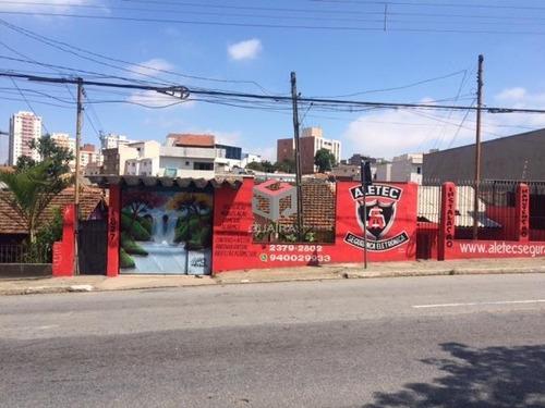 Terreno À Venda, Guiomar - Santo André/sp - 92567