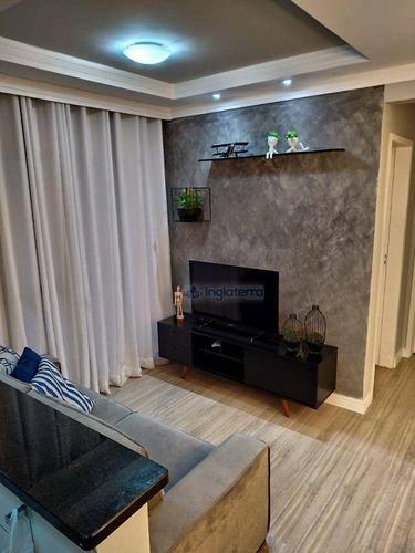 Imagem 1 de 20 de Apartamento À Venda, 68 M² Por R$ 178.000,00 - Nossa Senhora De Lourdes - Londrina/pr - Ap2117