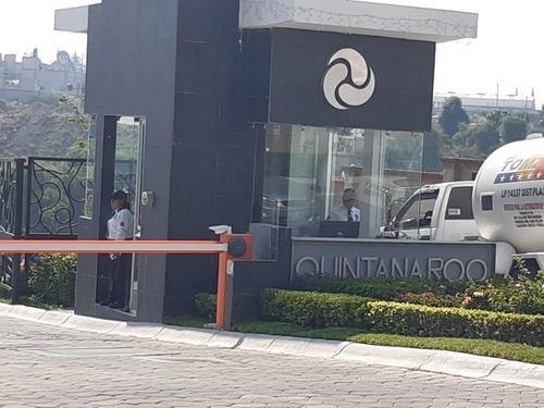Lote En Closter Quintana Roo. Lomas De Angelópolis