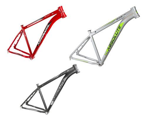 Quadro Bike Aro 29 Mtb Absolute Wild Alumínio Cabo Interno