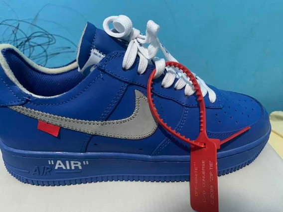 Nike Air Force 1 X Off White Mca 1:1