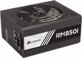 Fonte Corsair Rm850i Modular 80 Plus Gold 850w - Rmi Series