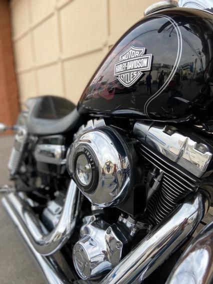 Harley Davidson Dyna Super Glide 2015