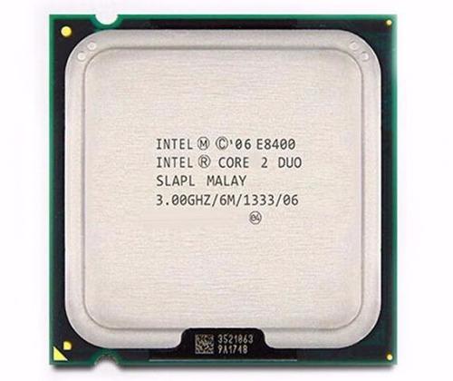 Imagem 1 de 2 de Processador Core 2 Duo E8400 3.00ghz Pc 6m De Cache Garantia
