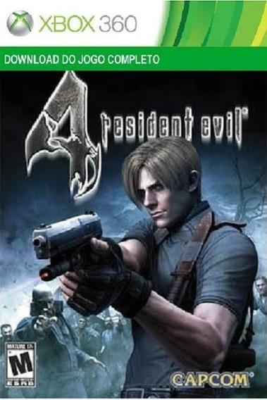 Resident Evil 4 Xbox 360.