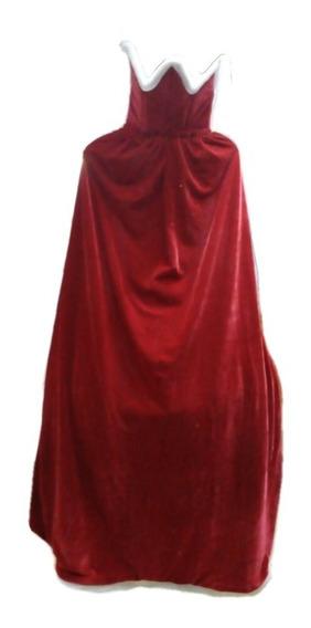 Capa Roja Para Reina + Envio Gratis