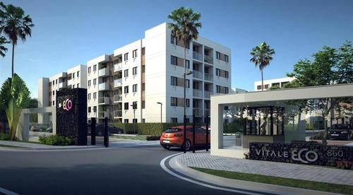 Imagem 1 de 8 de Apartamento À Venda No Bairro Vargem Grande - Rio De Janeiro/rj - O-17147-28198
