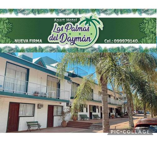 Termas Del Dayman Hotel Las Palmas Del Dayman Apart Y Hotel