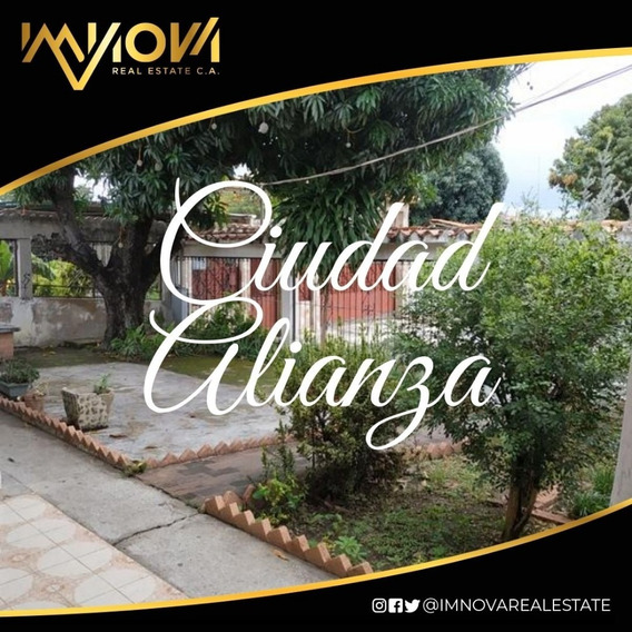 C32 Imnova. Espaciosa Casa En Ciudad Alianza